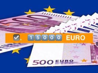 15000 Euro Kredit - Kreditvergleich