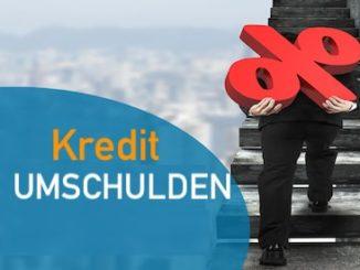 Umschuldung | Kredit Umschulden!