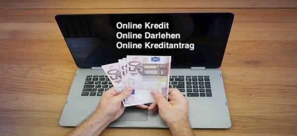 Online Kredit | Online Darlehen | Online Kreditantrag